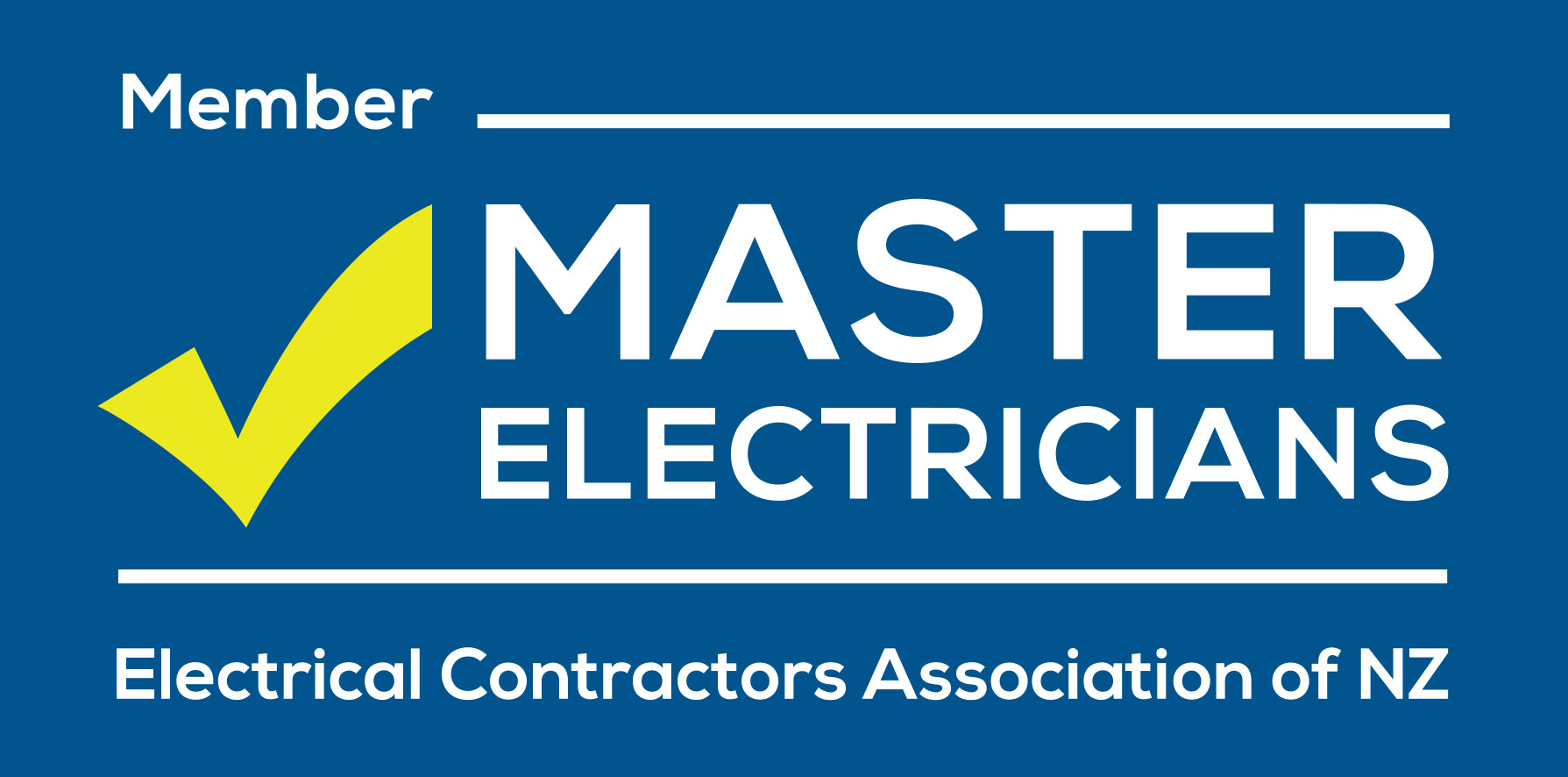 Registered Master Electricians